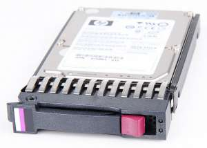 375859-B21 Hewlett-Packard 36GB 3G SAS 10K SFF SP HDD