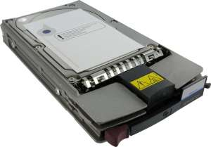 104659-001 36.4GB, 7200, WU SCSI-3, SCA-2 80 Pin