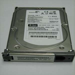 390-0165 HDD Sun 72Gb (U2048/10000/8Mb) 40pin FC