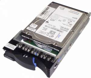 00P2672 Жесткий диск IBM Lenovo 73.4GB 10000RPM Ultra-320 SCSI 8MB Cache (FC 3159)