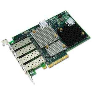 501-4366 Сетевая Карта SUN Microsystems X1034A Quad Port Fast Ethernet Adapter i21154BE 4x1000Мбит/сек 4xRJ45 PCI/PCI-X