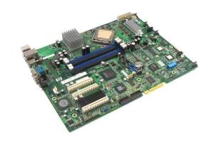 344673-003 Материнская плата HP System board For Xeon P4 processors with 533Mhz front side bus