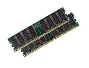 12R8239 RAM DIMM DDRII-533 IBM-Micron MT36HTF25672M5Y-53EB1 2Gb PC2-4200 For eServer RS6000 Power (p)Series